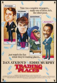 Trading Places alternate poster