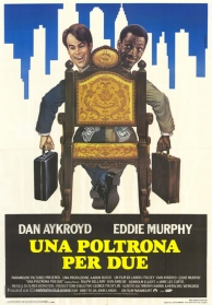 Trading Places Italian poster