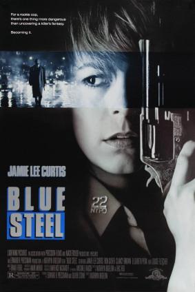 Blue Steel poster