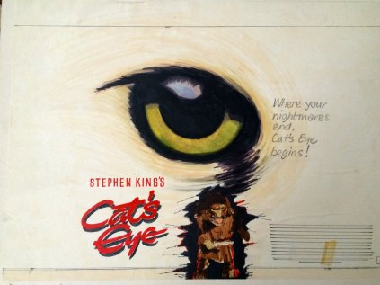 Cat's Eye concept poster 2