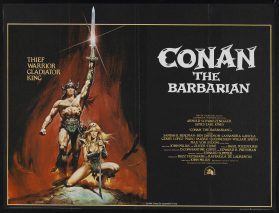 Conan the Barbarian quad
