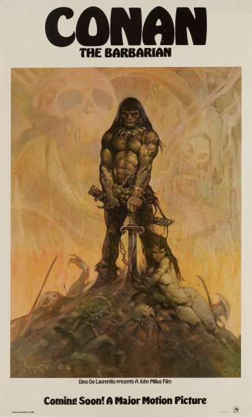 Conan the Barbarian teaser