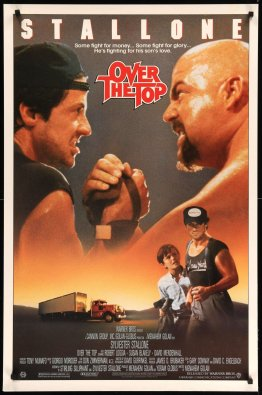 Over the Top alternate poster