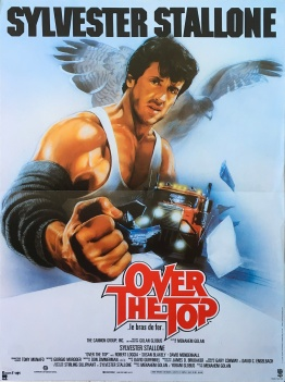 Over the Top French poster