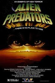 Alien Predators poster