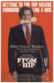 From the Hip poster