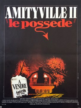 Amityville 2 The Possession French poster