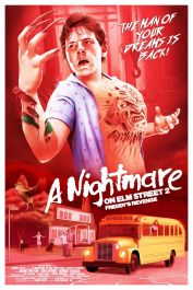 Freddy's Revenge fan poster