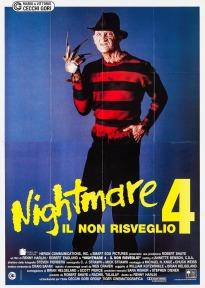The Dream Master Italian poster