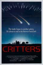 Critters alternate poster