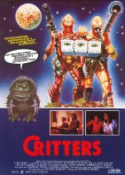 Critters Spanish poster