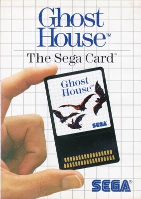 Ghost House Sega Master System