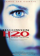 Halloween H20 German poster