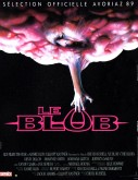 The Blob French poster