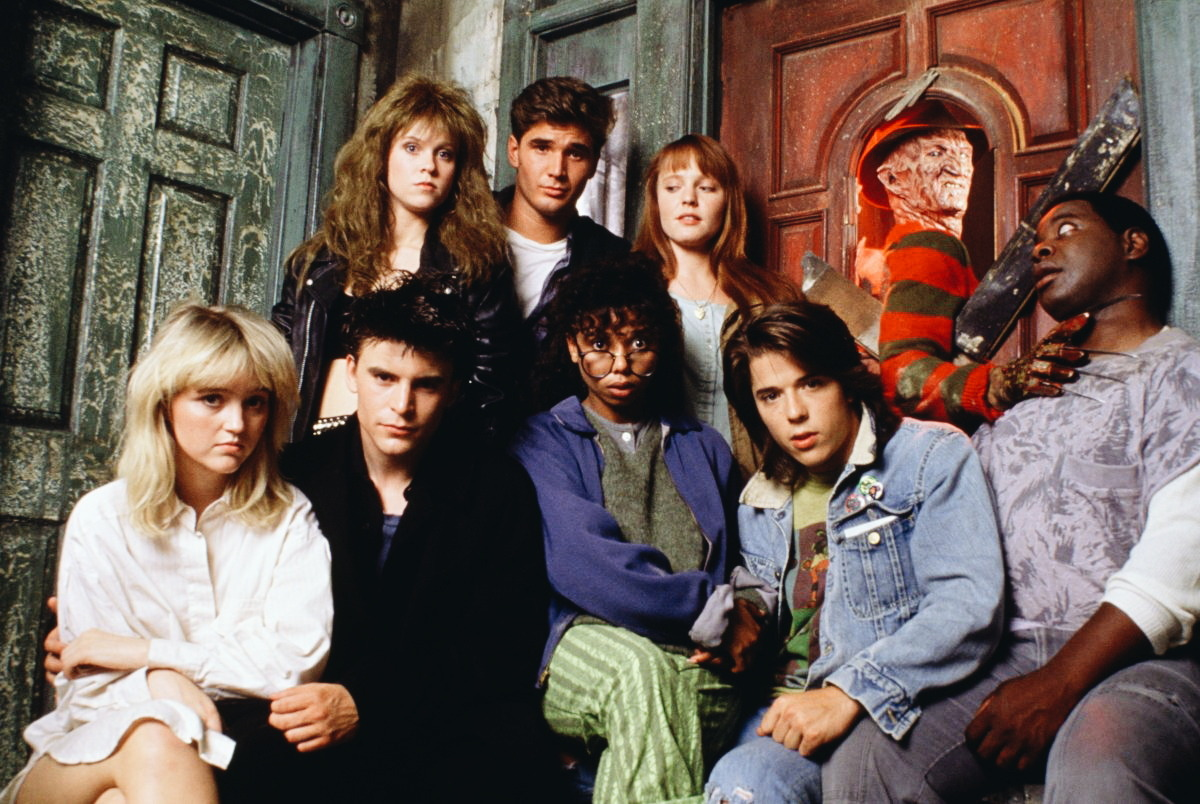 The Dream Master cast