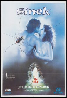 The Fly Turkish poster