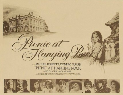 Picnic at Hanging Rock quad