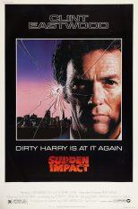 Sudden Impact 1983 poster