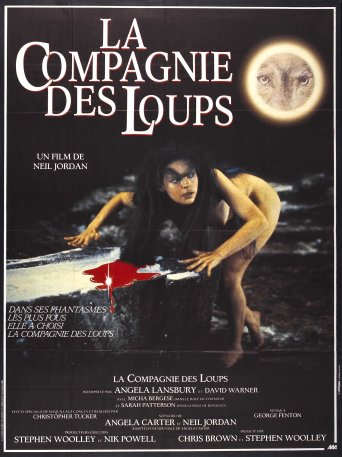 The Company of Wolves French poster