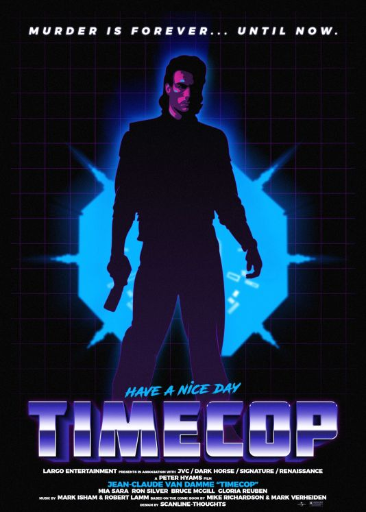 Timecop by Left5
