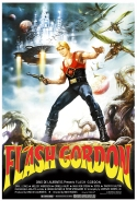 Flash Gordon alternate poster