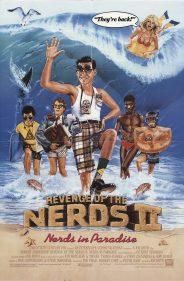 Revenge of the Nerds II poster