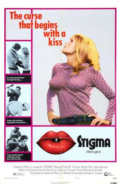 Stigma alternate poster